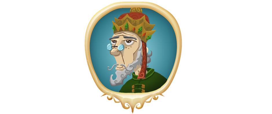 Meister Cody der König